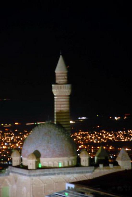 İshakpaşa Sarayından kartpostallık görüntüler-resimleri