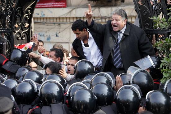 Tunustan sonra Mısıra da karıştı-resimleri