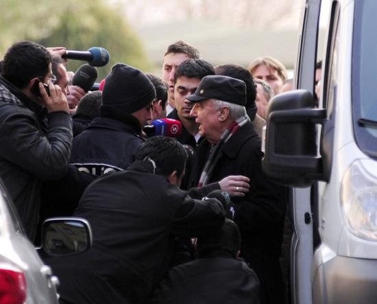 Çetin Doğan tutuklandı-resimleri