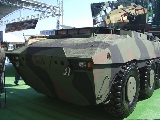 Taktik tekerlekli zırhlı araç-resimleri