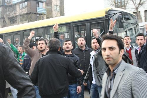 BDPden tehlikeli provokasyon-resimleri