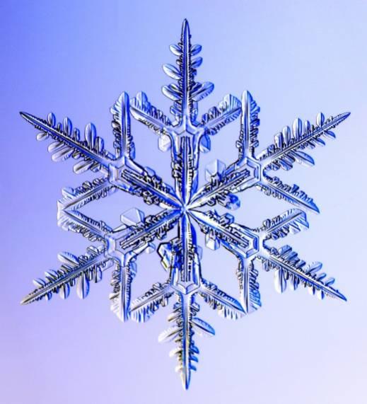 Kar tanelerinin müthiş sırrı